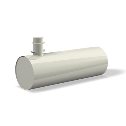 RITPOLY műanyag esővíztartály 2-15 m3