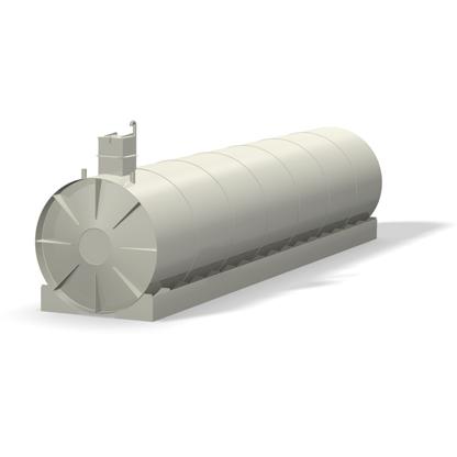 RITPOLY műanyag esővíztartály 15-200 m3