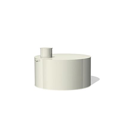 RITPOLY műanyag esővíztartály 1-15 m3